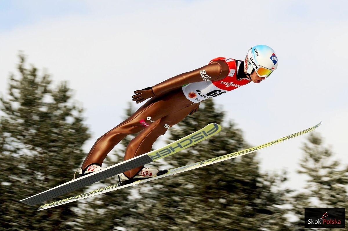Stoch Kamil WSC.Lahti .2017 lot fot.Julia .Piatkowska - MŚ Lahti: Kubacki wygrywa kwalifikacje, Stoch z rekordem skoczni!