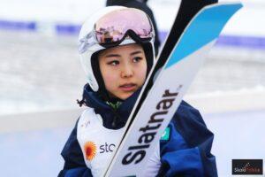 PŚ Pań Oberstdorf: Sara Takanashi z drugim zwycięstwem na koniec sezonu