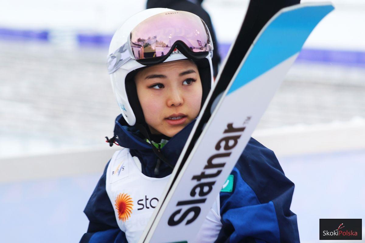 Sara Takanashi (fot. Julia Piątkowska)