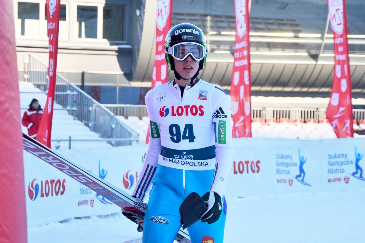 Timi Zajc (fot. Anna Karczewska / PZN)