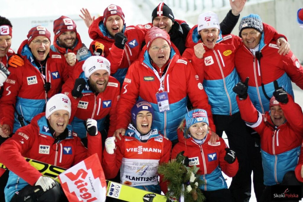 Mistrzostwa Świata Lahti 2017: Pierwsze złoto Krafta (FOTORELACJA)