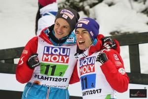 Manuel.Fettner Stefan.Kraft WSC.Lahti .2017 fot.Julia .Piatkowska 300x200 - Raw Air Oslo: Austriacy ze zwycięstwem, Polacy na podium!
