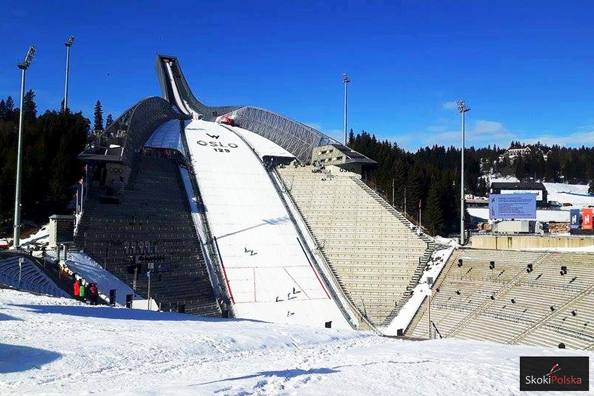 Oslo - Holmenkollbakken (fot. Maria Grzywa)