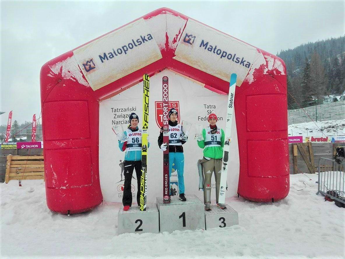 PK Zakopane 2017 podium, fot. Magdalena Janeczko