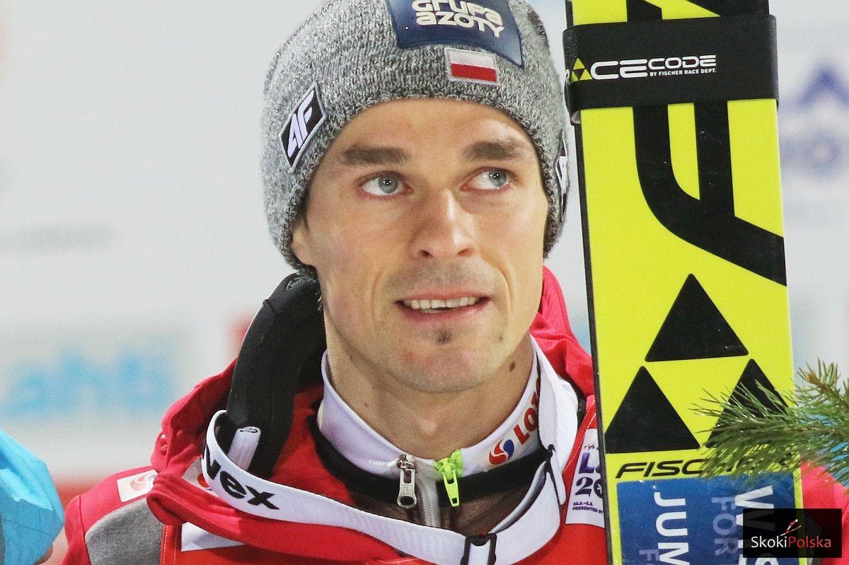 """You are currently viewing Piotr Żyła o medalu w Lahti: """"Będę potrzebował czasu, aby to sobie uświadomić"""""""