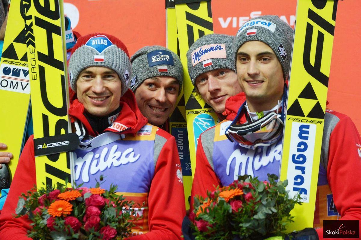 Raw Air Oslo: Austriacy ze zwycięstwem, Polacy na podium!