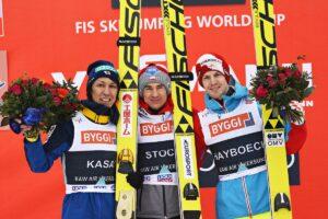 PŚ Vikersund: Stoch wygrywa niesamowity konkurs, Kraft turniej Raw Air!