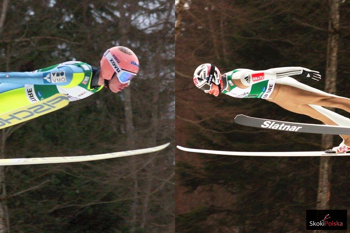 Stefan Kraft i Robert Johansson - czy powalczą o kolejny rekord świata? (fot. Frederik Clasen)