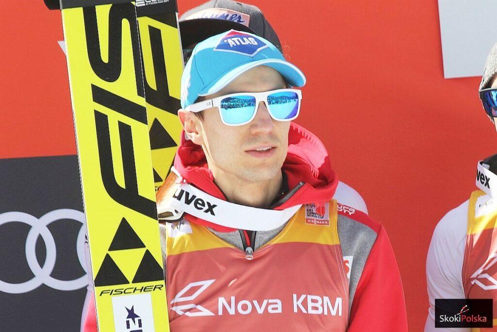 """Kamil Stoch: """"Chciałbym wygrać, ale nie ma żalu. To był sezon marzenie"""""""