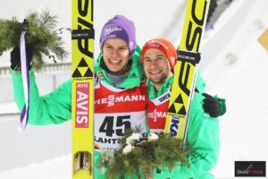 Niemcy i Szwajcarzy z medalistami w składzie na Wisłę
