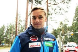 Andreas Mitter, fot. Tuija Hankkila