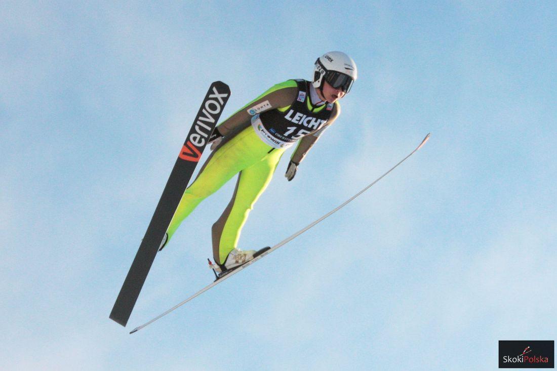 FIS Cup Pań Whistler: Abigail Strate najlepsza w treningu i serii próbnej