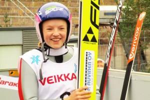Julia Tervahartiala (fot. Tuija Hankkila)