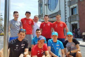 Polscy skoczkowie trenują i odpoczywają na Wyspach Kanaryjskich