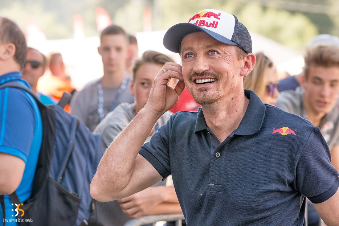 Adam Małysz (fot. Martyna Osuchowska / Behind the Sport)