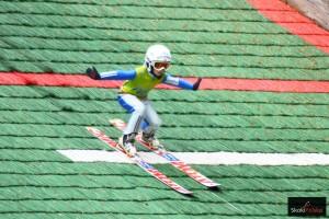 Tymoteusz Cienciala Wisla.Centrum 300x200 - Młodzi skoczkowie rywalizowali w Memoriale Tajnerów w Wiśle