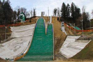Nowe skocznie w słoweńskim Velenje