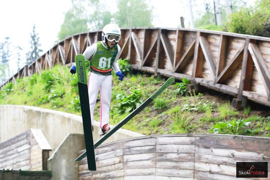 Młodzi skoczkowie rywalizowali w Memoriale Tajnerów w Wiśle