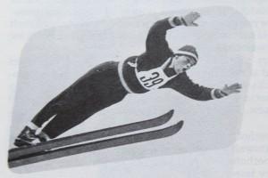 """Władyslaw Tajner (fot. """"Legendy polskiego sportu"""", red. Aniela Tajner)"""