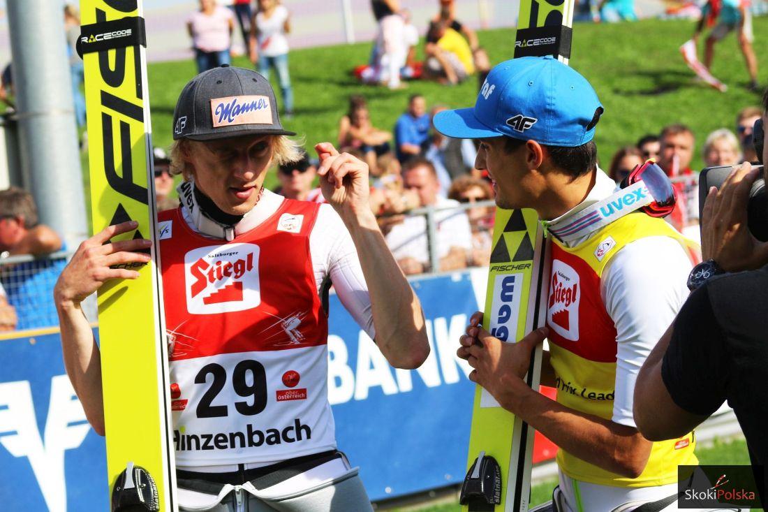 Dawid Kubacki w rozmowie z Maciejem Kotem (fot. Julia Piątkowska)
