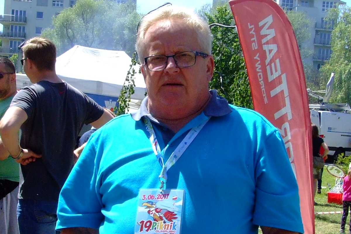 Wojciech Fortuna (fot. Mikołaj Szuszkiewicz)