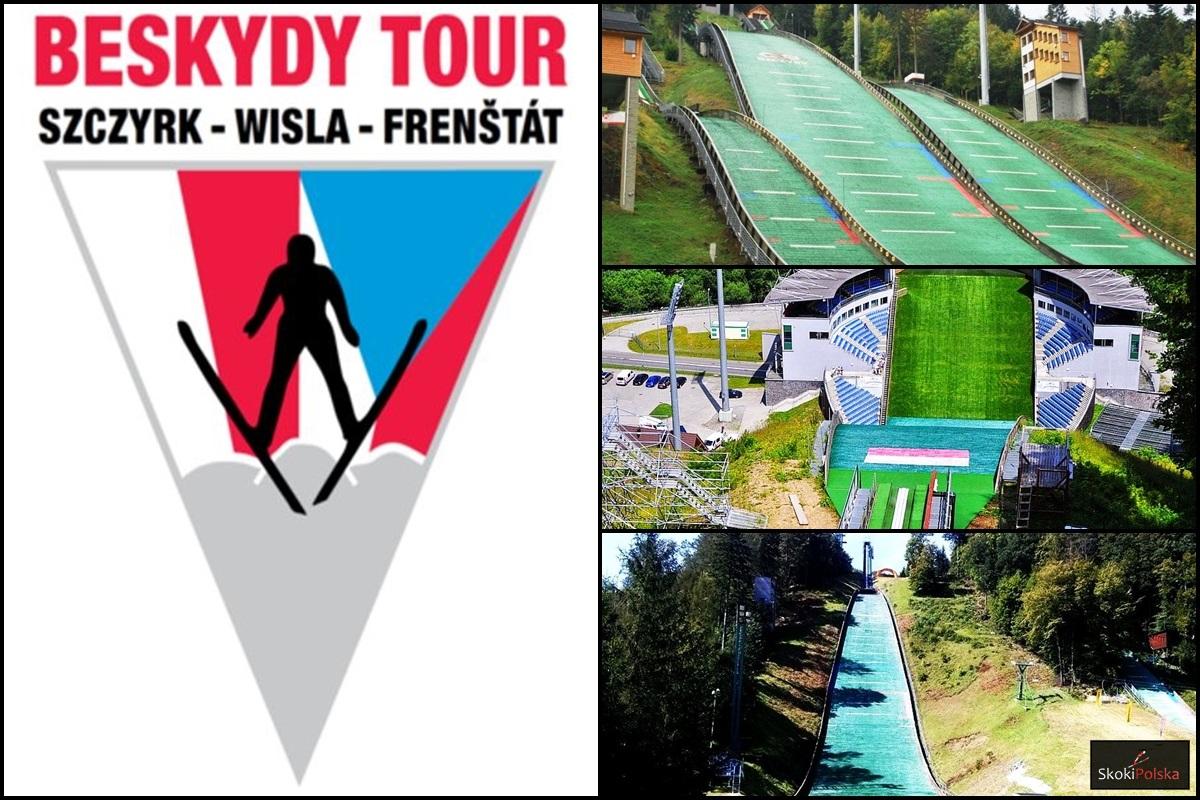Letni Puchar Kontynentalny - Szczyrk - Wisła - Frenstat - Turniej Beskidzki 2017 (program, zapowiedź zawodów)