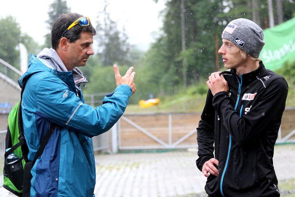"""Stefan Horngacher: """"Wszystko wygląda lepiej niż w zeszłym sezonie"""""""