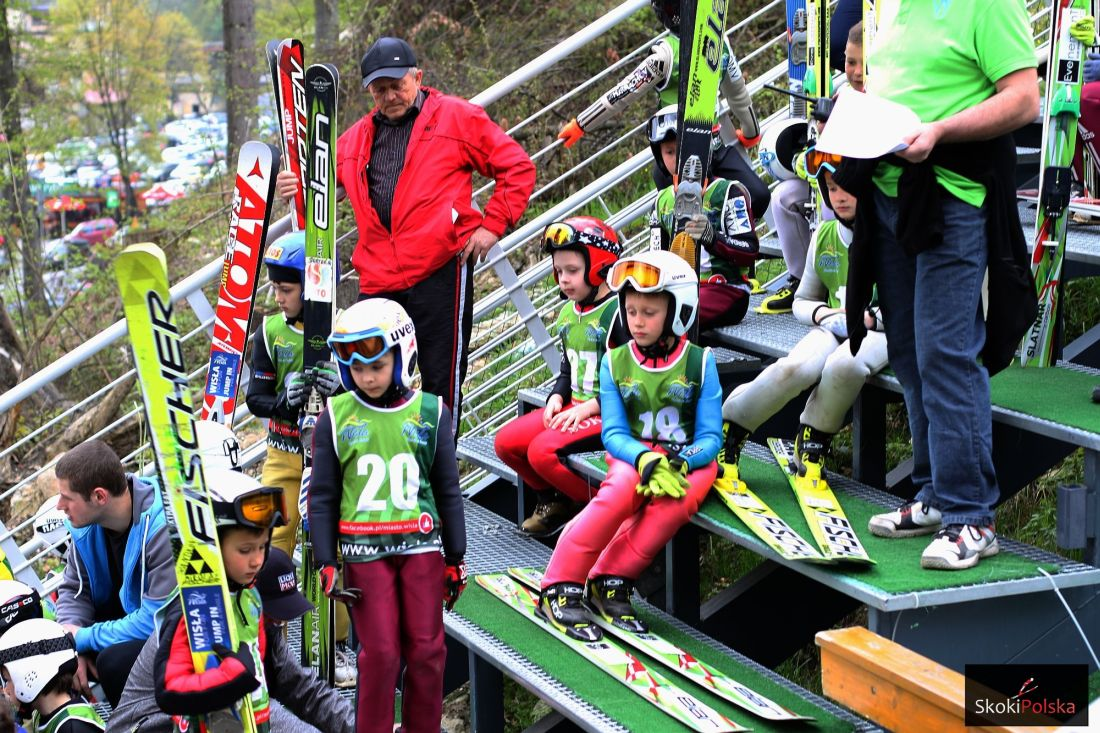 skoczkowie mlodzi skoczek - Młodzi skoczkowie rywalizowali w FIS Schüler Grand Prix w Ruhpolding