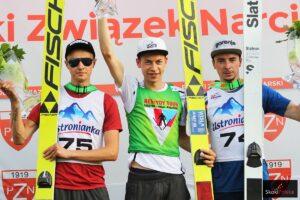 Turniej Beskidzki: Zniszczoł wygrywa, Murańka drugi w inauguracji w Szczyrku!