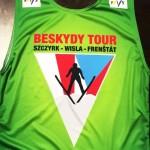 Plastron lidera Beskydy Tour 2017, fot. Julia Piątkowska