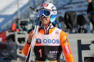 """Fredrik Bjerkeengen dla SP: """"Wierzę, że znajdę się w kadrze na igrzyska"""""""