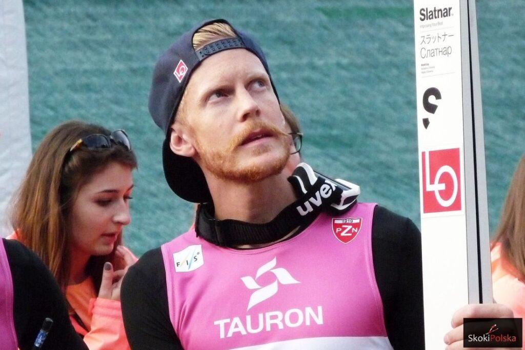 LGP Courchevel: Johansson zdominował treningi, Kot najwyżej z Polaków