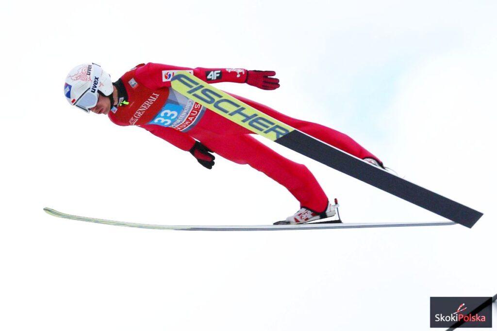 Polscy skoczkowie trenowali w Garmisch-Partenkirchen