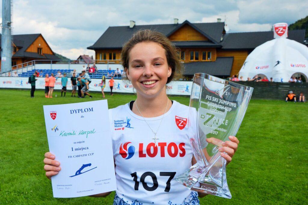 Kamila Karpiel powalczy o życiowy sukces w LPK w Trondheim!