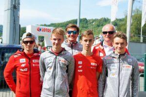 FIS Cup: Polscy skoczkowie przetestują arenę MŚ Juniorów w Kanderstegu