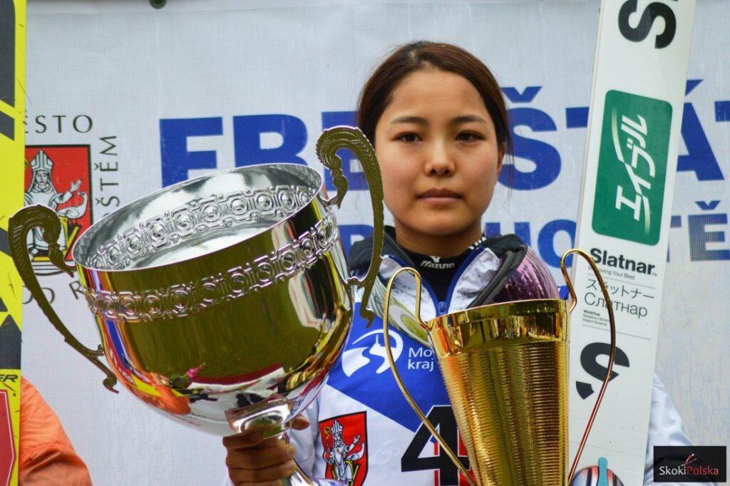 LGP Pań Czajkowski: Takanashi nie daje szans rywalkom, Japonka liderką cyklu!