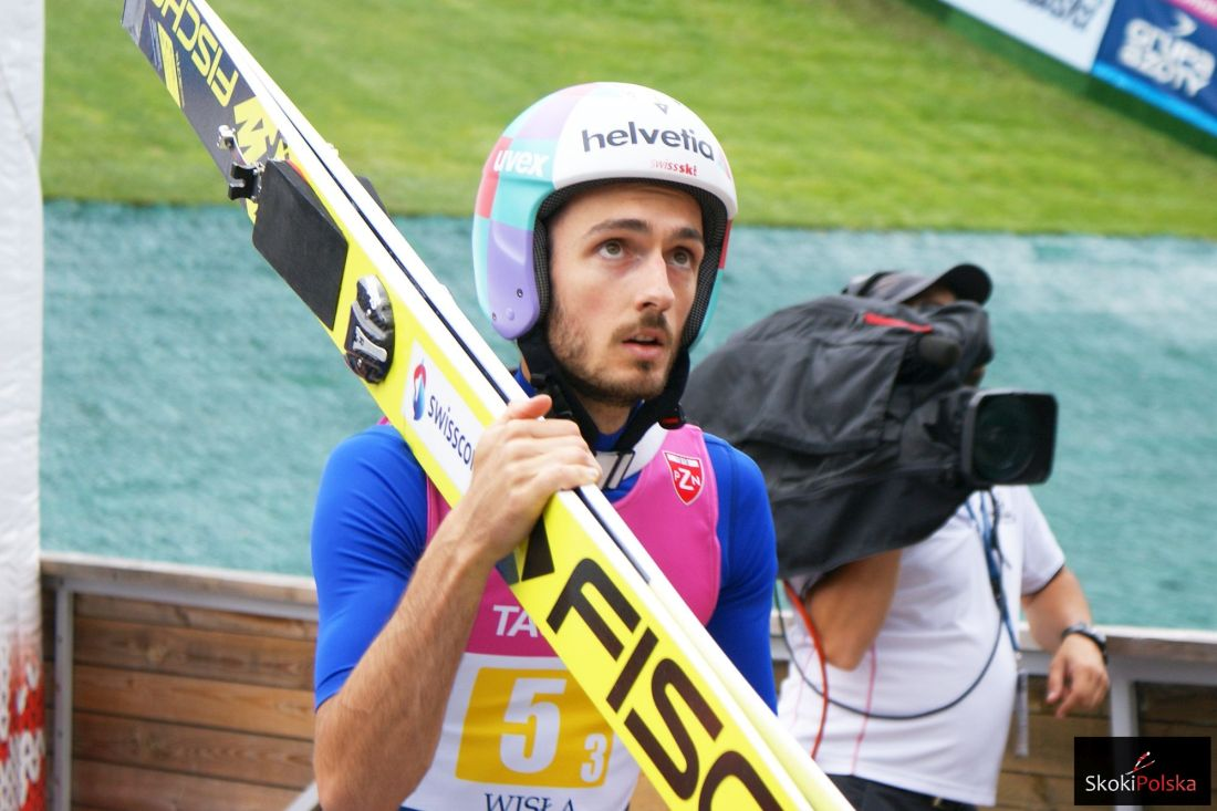 Kilian Peier, fot. Wiktoria Bąk