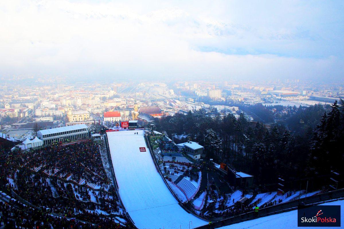 Innsbruck Bergisel.2016 TCS view fot.Julia .Piatkowska - Innsbruck nie chce Igrzysk Olimpijskich 2026!