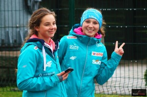Kamila Karpiel i Anna Twardosz (fot. Julia Piątkowska)