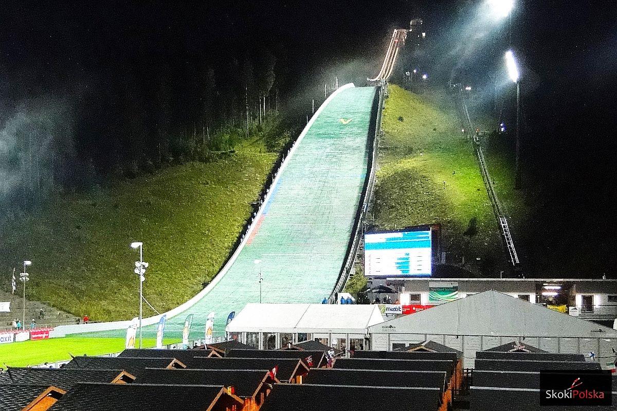 Vogtland Arena w Klingenthal (fot. Agnieszka Adamska)