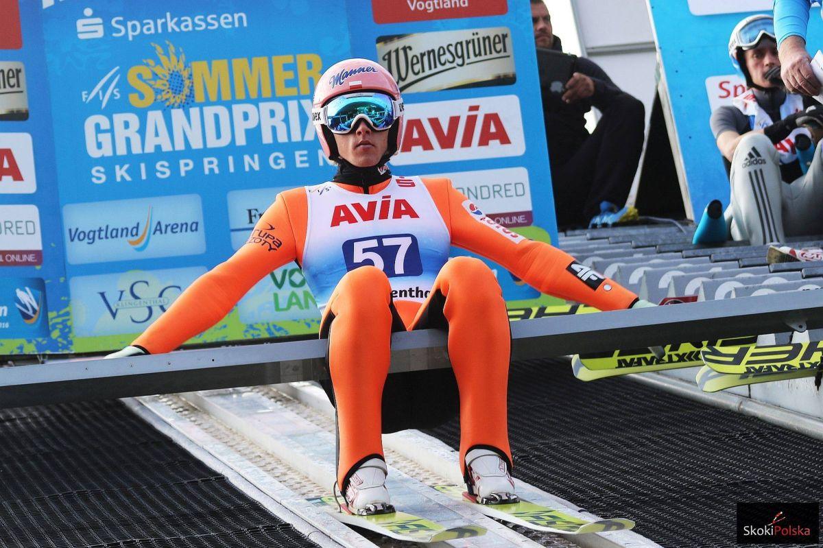 """Kubacki Klingenthal - LGP Klingenthal: Kubacki wygrywa kwalifikacje, 6 Polaków w czołowej """"10"""""""