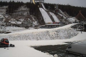 """Rovaniemi Ounasvaara zima.2017.24.pazdziernik fot.rovaniemi.fi  300x200 - Falun, Rovaniemi, Wisła, Ruka, Lillehammer... """"Winter is coming""""!"""