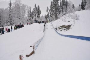 Sortavala - 'Tramplin Karelia' HS-15 (fot. vk.com/running_line)