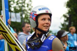 PŚ Pań Lillehammer: Lundby wygrywa kwalifikacje, Polki poza konkursem