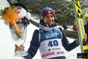 """Kamil Stoch: """"Jestem bardzo pozytywnie zaskoczony tym weekendem"""" (WIDEO)"""