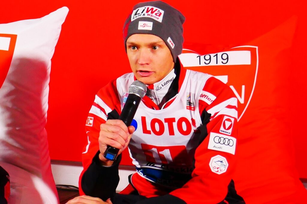 """Daniel Huber: """"Najlepsi w konkursie indywidualnym? Kraft, Huber i Hayboeck"""""""