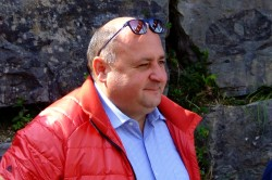 Peter Riedel fot. M. Szuszkiewicz