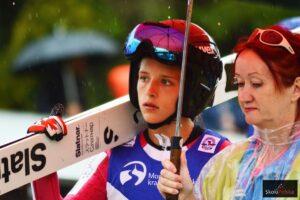 FIS Cup Pań Whistler: Abigail Strate zwycięża, kanadyjskie podium