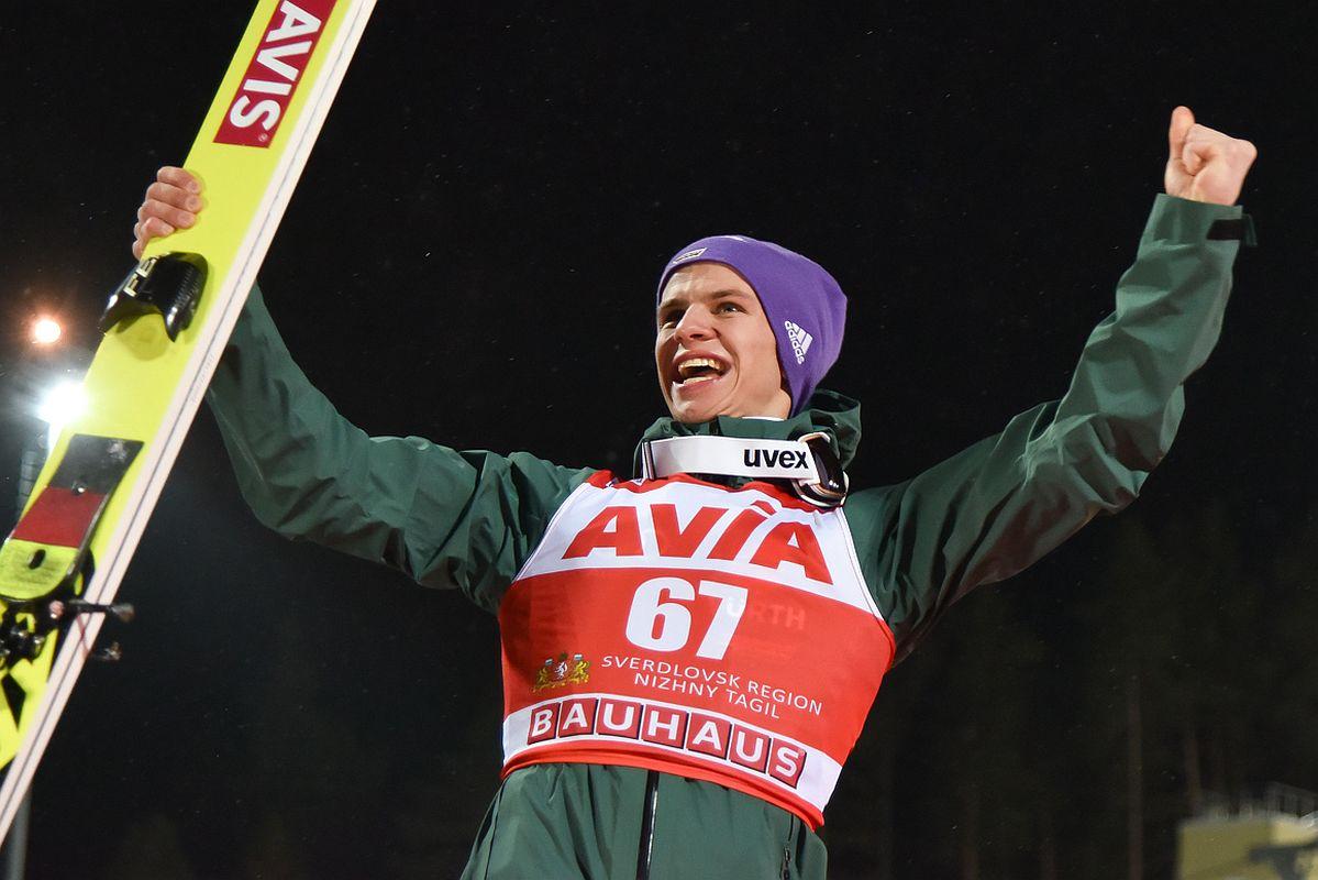 Andreas Wellinger (fot. Ilia Khamov)