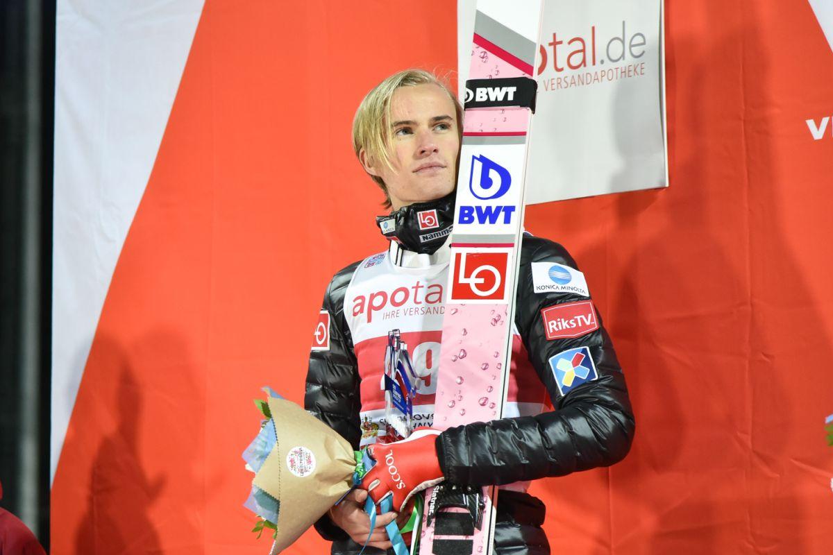 Daniel Andre Tande (fot. Ilia Khamov)